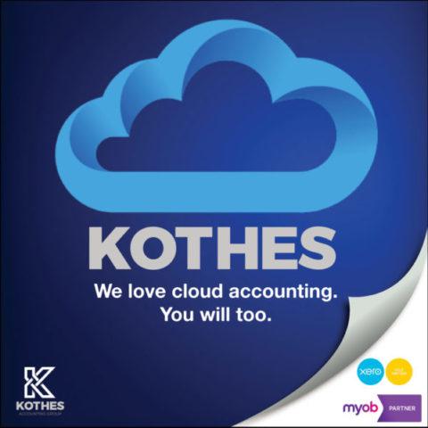 cloud accounting at Kothes